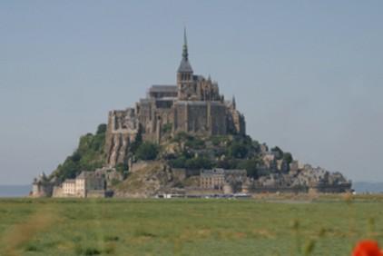 Visit the Mont-Saint-Michel